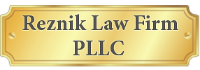 Reznik Law Firm | 30 Wall Street, 8th Floor #741  New York, NY 10005